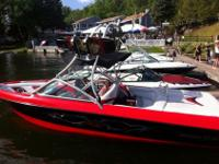 Here is a great family wakeboard/ski boat. It has the