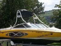 ,,,,,,,,,,2003 Mastercraft X30 with approximately 300