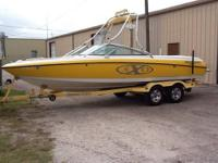 Boat Type: Power What Type: Wake Board Boat Year: 2003