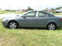 2003 Mazda 6 - $3350 cash, car runs good but might