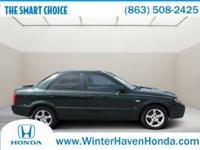 PERFECT CARFAX!! SUNROOF!! JUST SERVICED!! PRICED TO