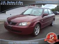 Options Included: Front Wheel Drive, 15 Alloy Wheels,