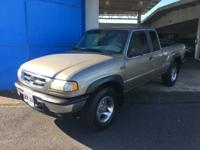 This 2003 Mazda B-Series 4WD Truck  is proudly offered