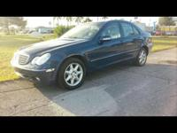 2003 Mercedes C240 - $5750, nice looking car, brand new