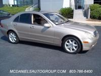 Options Included: N/AThis 2003 Mercedes Benz comes with