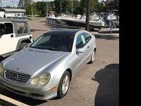 2003 Mercedes Benz C230 2 DR Coupe near Gainesville,