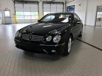 2003 Mercedes-Benz CL-Class CL55 AMG Black Clean