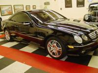 2003 Mercedes Benz CL55 AMG Only 43k mi. This is