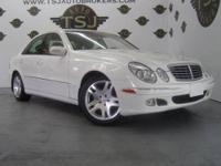 2003 MERCEDES BENZ E500 WITH ONLY 36,915 ORIGINAL CLEAN