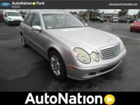 2003 Mercedes-Benz E-Class. Our Location is: AutoNation
