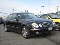 Description Make: Mercedes-Benz Model: E-Class Year: