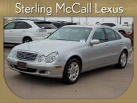 Sterling McCall Lexus presents this CARFAX 1 Owner 2003
