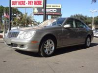 2003 Mercedes Benz E320 Sport Edition Sedan V6 -