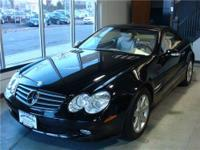 2003 Mercedes-Benz SL-Class 2 Door Convertible Our