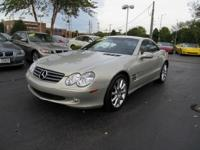 Description 2003 MERCEDES-BENZ SL-Class Make: