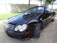 This is a Mercedes-Benz SL-Class for sale by Empire
