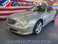 Options:  2003 Mercedes Sl-Class Sl500 Our