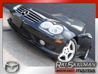 This 2003 Mercedes Benz SL500 is your dream car, no