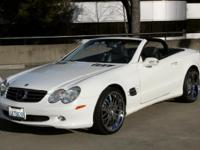 Description Make: Mercedes-Benz Model: SL-Class Year: