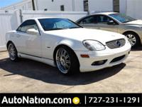 2003 Mercedes-Benz SLK-Class Our Location is: