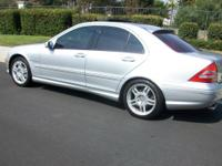 Up for sale is a 2003 C32 AMG it is a rare vehicle with