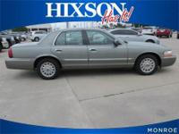 This 2003 Mercury Grand Marquis GS Convenience is
