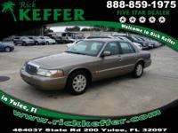 2003 Mercury Grand Marquis 4 Dr Sedan LS Premium Our