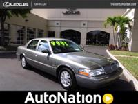 2003 Mercury Grand Marquis Our Location is: Lexus Of