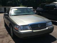 VERY CLEAN 2003 Mercury Grand Marquis with 133k miles