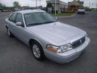 Options Included: N/A*** 2003 Mercury Grand Marquis LS