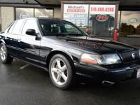2003 Mercury Marauder! WE FINANCE -Leather Interior!