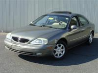 Options Included: N/AThis ample 2003 Sable LS Premium