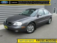 1-OWNER - LOW MILES - LEATHER - POWER WINDOWS - POWER