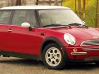 JUST ARRIVED! 2003 MINI Cooper Hardtop**LOCAL, ONE