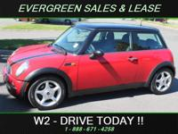 If you are in the market for a 2003 Mini Cooper  and