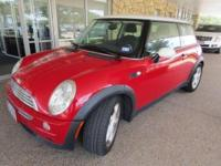 Looking for a clean, well-cared for 2003 MINI Cooper