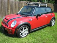 Options Included: Alloy Wheels, AM/FM Radio2003 Mini
