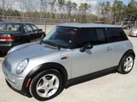Options Included: N/A2003 Mini Cooper in Automatic.