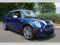 THIS GÇÖ03 MINI COOPER S IS THE EPITOME OF