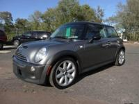 . This 2003 Mini Cooper S is seriously fun to drive!