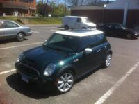 Offering my better halves Mini S. This automobile is a