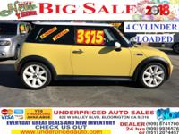 2003 MINI COOPER SUPERCHARGED 4 CYL CALL 9098741700