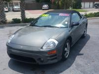 Used 2003 Mitsubishi Eclipse for ONLY $7,991!!!