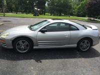The 2003 Mitsubishi Eclipse is incredibly enjoyable to