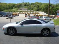 2003 MITSUBISHI ECLIPSE GTS WITH LEATHER AND ROOF LOW