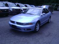 Options Included: $ 3,999.00 2003 GALANT LS V6 LEATHER