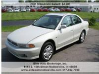 2003 MITSUBISHI Galant SEDAN 4 DOOR GTZ Our Location