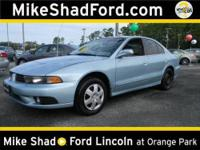 2003 MITSUBISHI GALANT Sedan Our Location is: Mike Shad