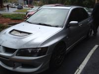 Selling my Evo, as I need funds to go back to school.