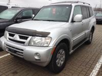 Exterior Color: silver, Body: SUV, Engine: 3.8L V6 24V